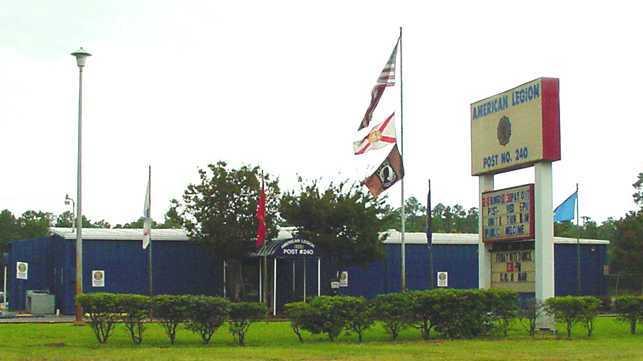 American Legion Gulf Beach Highway Pensacola Fl